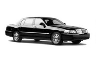Executive Sedan – Lincoln Town Car