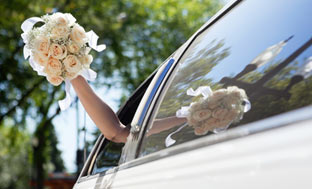 Seattle Area Wedding Limousine Service